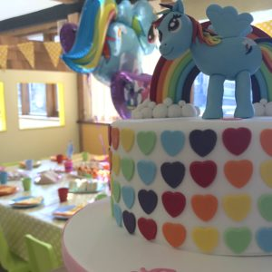 children's birthday party fun!