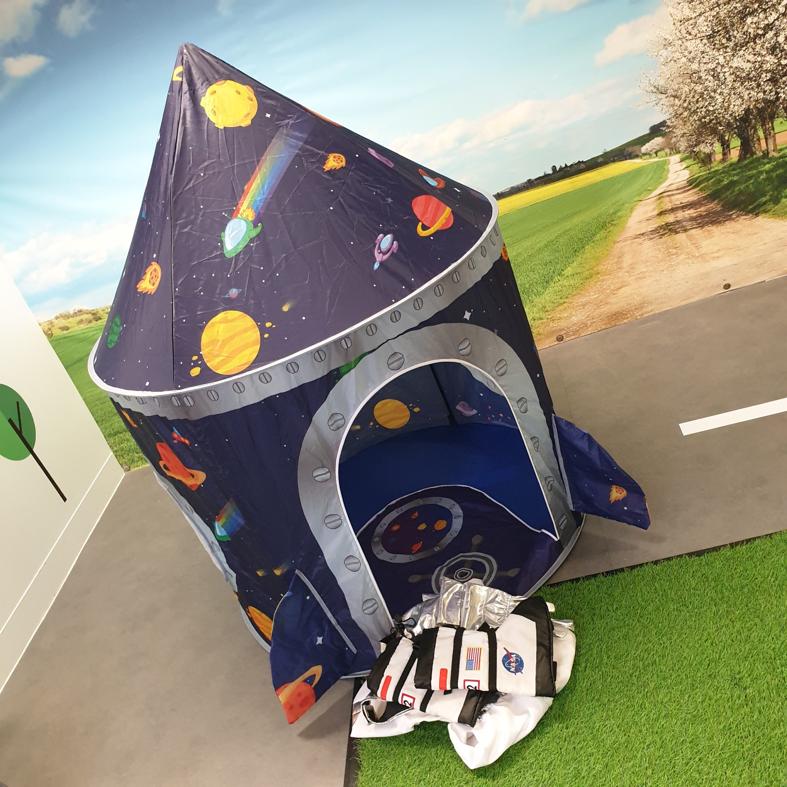 Space Home Hire Set